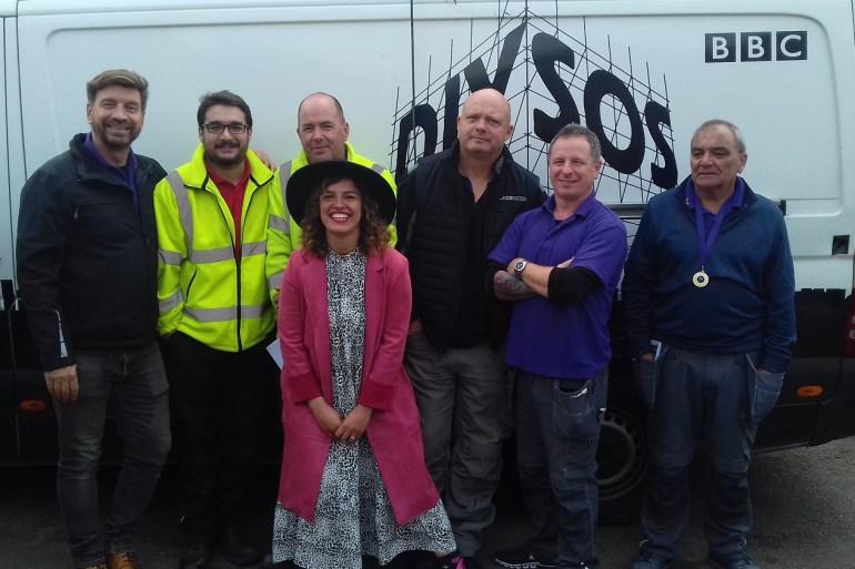 BBC DIY SOS Bushboard Evolve