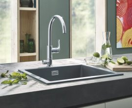 GROHE Blue Pure kitchen filtration tap