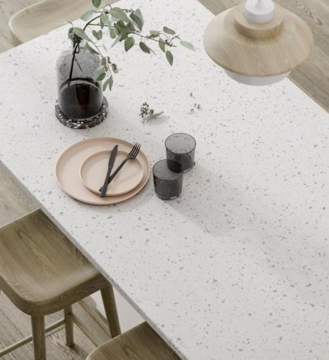 Paper Terrazzo German Design Awards Formica
