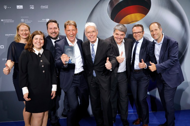 GROHE TOP Three sustainable