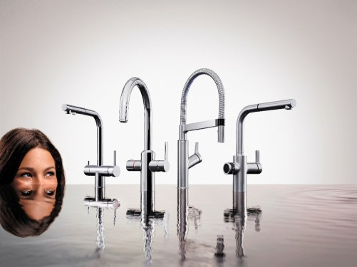 Blanco smart tap collection