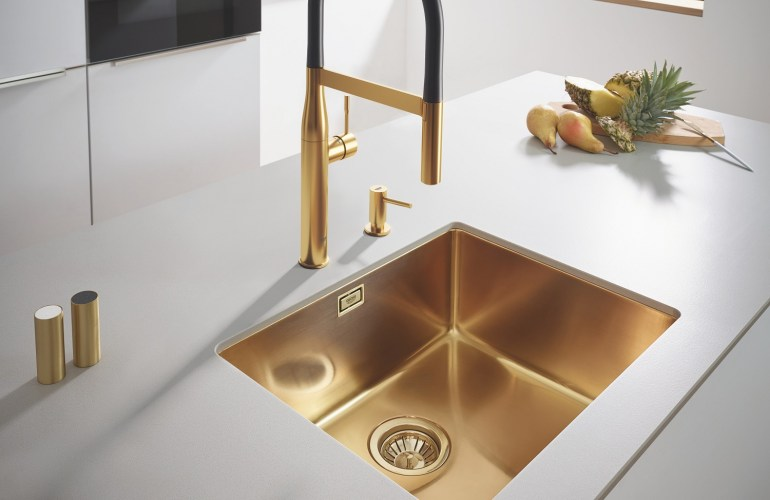 Four big ways kitchen design has changed Grohe Essence