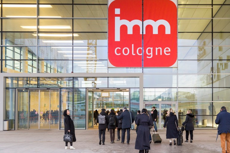 imm cologne cancelled
