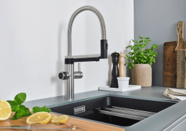 EVOL-S Pro Blanco Smart hot water tap