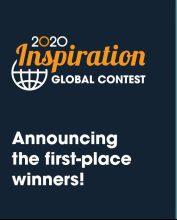 2020 Global Inspiration winners