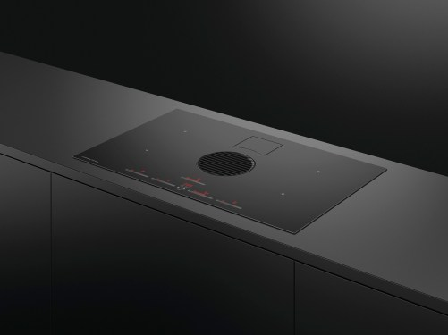 Fisher & Paykel Induction Hob with Interated Ventilation
