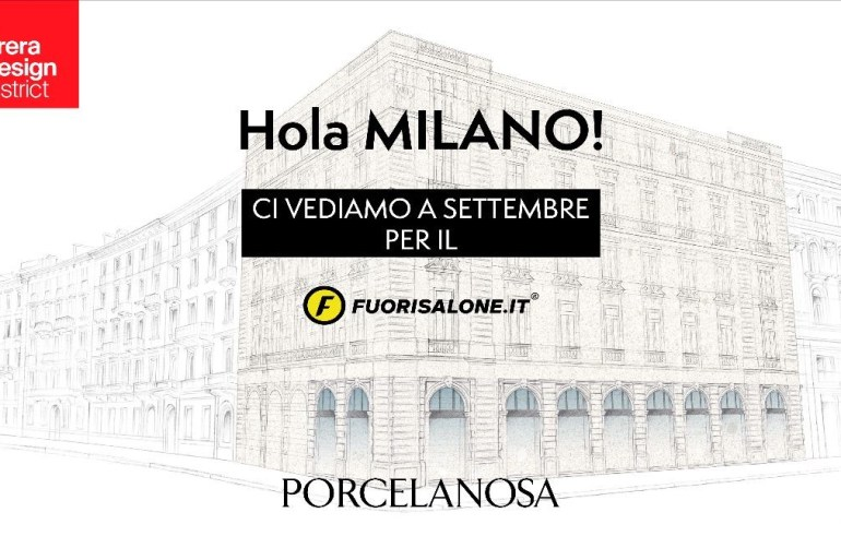 Porcelanosa Milano - Milan flagship storestore