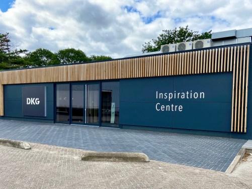 Keller netherlands headquarters Inspiration Center