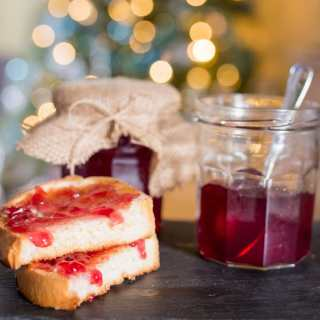 Mulled Cranberry Jelly