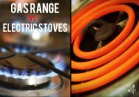 Gas Ranges VS Electric Stoves | KitchenSanity