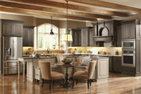 What Do High End Kitchen Cabinets Look Like?