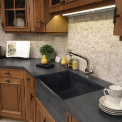 Soapstone Kitchen Crown Molding Cabinets Countertops Pros Cons Of