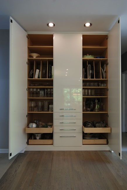 Chicago Custom Cabinets What is Melamine Interior