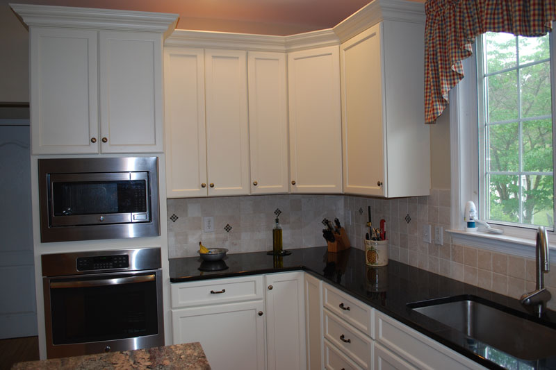 Cabinet Refacing – Artisan Interiors: Love Your Kitchen Again!