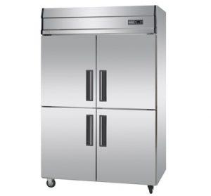 4 doors commercial refrigerator