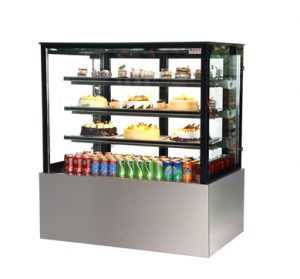 Deluxe display counter