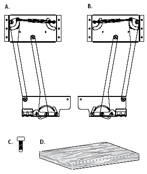 Real Solutions Appliance Lift Installation Instructions