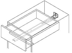 kitchen drawer slides stock control sheet slide buying guide kitchensource com