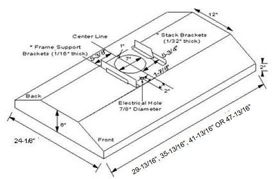 Wiring Diagram For Kitchen Hood
