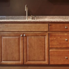 Corner Kitchen Sinks For Sale 3 Basin Sink Sunset Birch Cabinet - Cabinets South El ...
