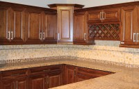 walnut kitchen and bath cabinets builders cabinet supply ...