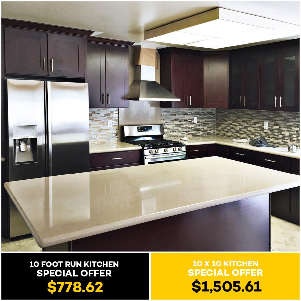 Espresso Shaker Kitchen Cabinet Kitchen Cabinets South El Monte