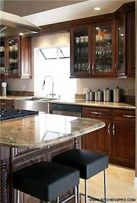 Rich Macchiato Kitchen Cabinets | Kitchen Pro