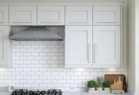 Wakefield Contemporary Light Grey | Kitchen Stori