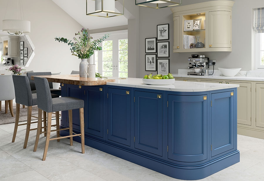 antique blue kitchen cabinets rustic art belgravia