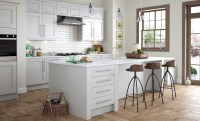 Wakefield Contemporary Light Grey | Kitchen Stori