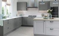 Shaker Kitchen doors - Kensington Classic | Uform