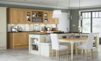 Madison Contemporary Oak | Kitchen Stori