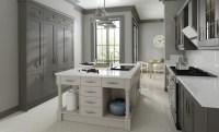 Madison Contemporary Lava & Light Grey Kitchen Stori