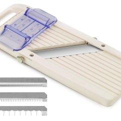 Mandolin Kitchen Slicer Essential Tools For The Benriner Story Japanese
