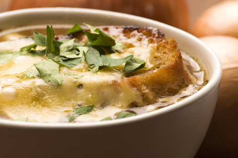 Soupe à l'oignon – French Onion Soup