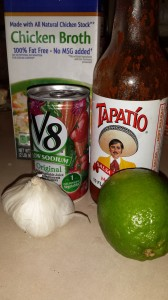 mexican marinade ingredients