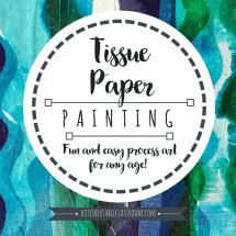 tissue paper facebook image