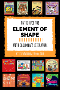 Children's Books about Art Elements - The Kitchen Table ...