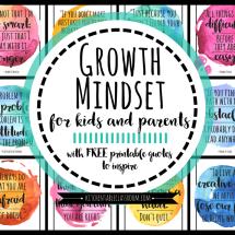 growth mindset facebook image