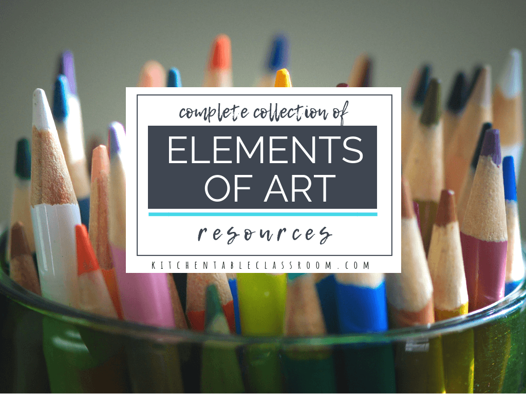 Complete Collection Of Elements Of Art Resources