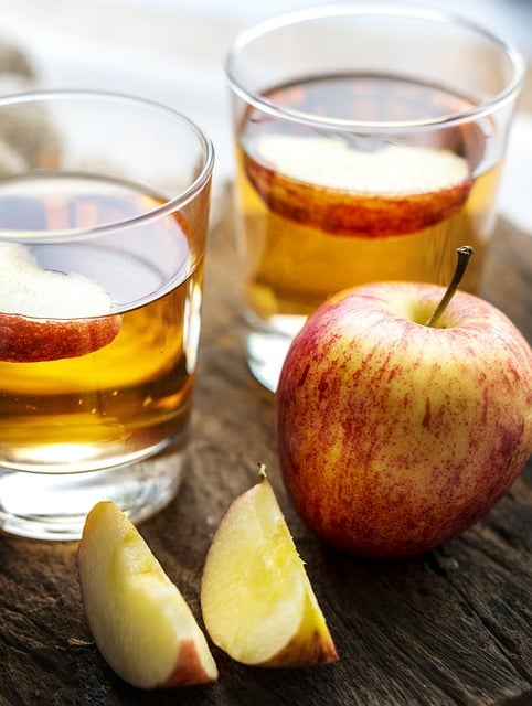 Difference Between Apple Cider and Apple Juice