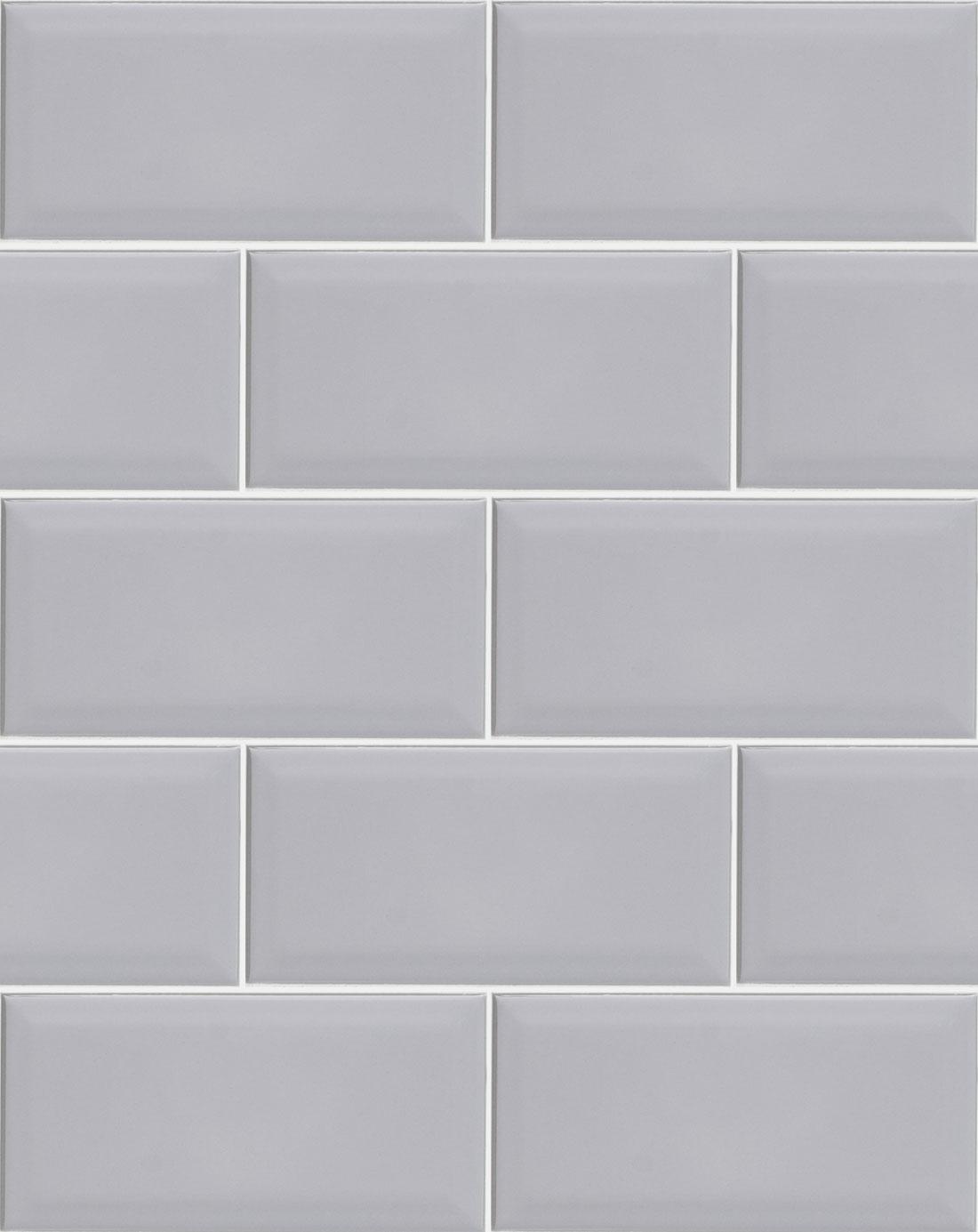 grey kitchen tile steel table metro light wall tiles direct