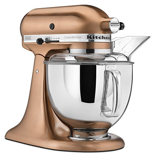 kitchen aid colors sears appliance bundles kitchenaid mixer tools small reviews the beautiful copper above is from metallic series of mixers note that it not cheap