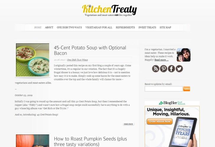 Kitchen Treaty