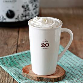 Crock Pot Vanilla Latte Kitchen Treaty