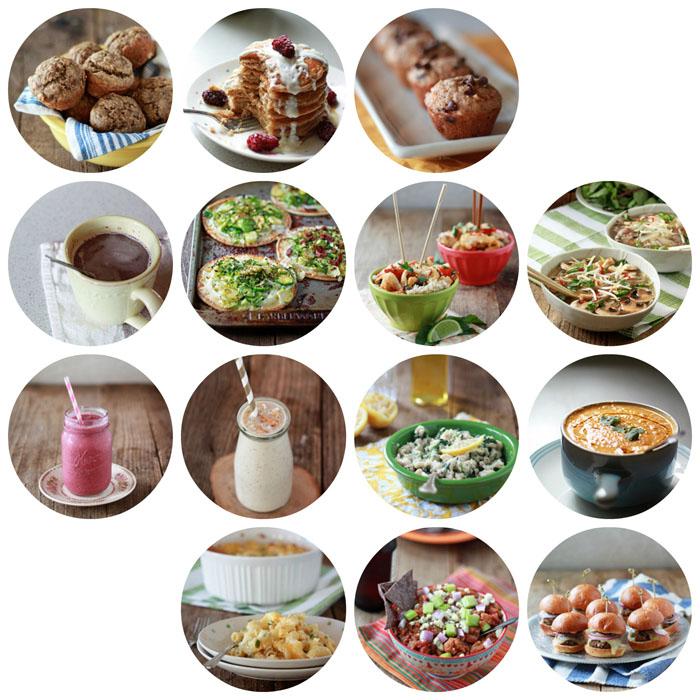 Kitchen Treaty Month January 2014 New Recipes