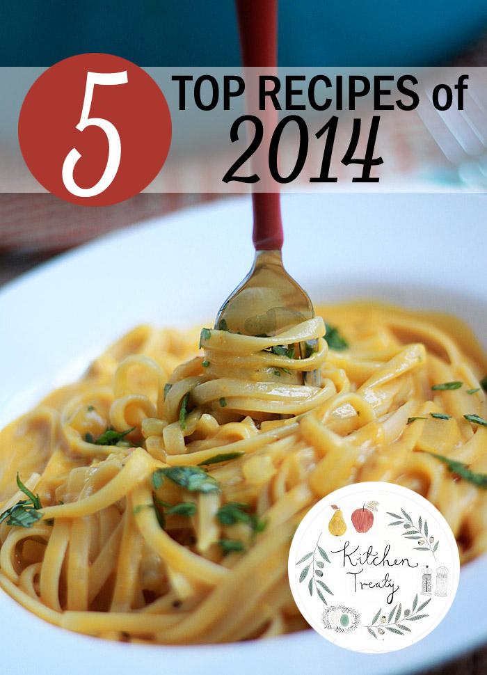 Kitchen Treaty Top Recipes 2014