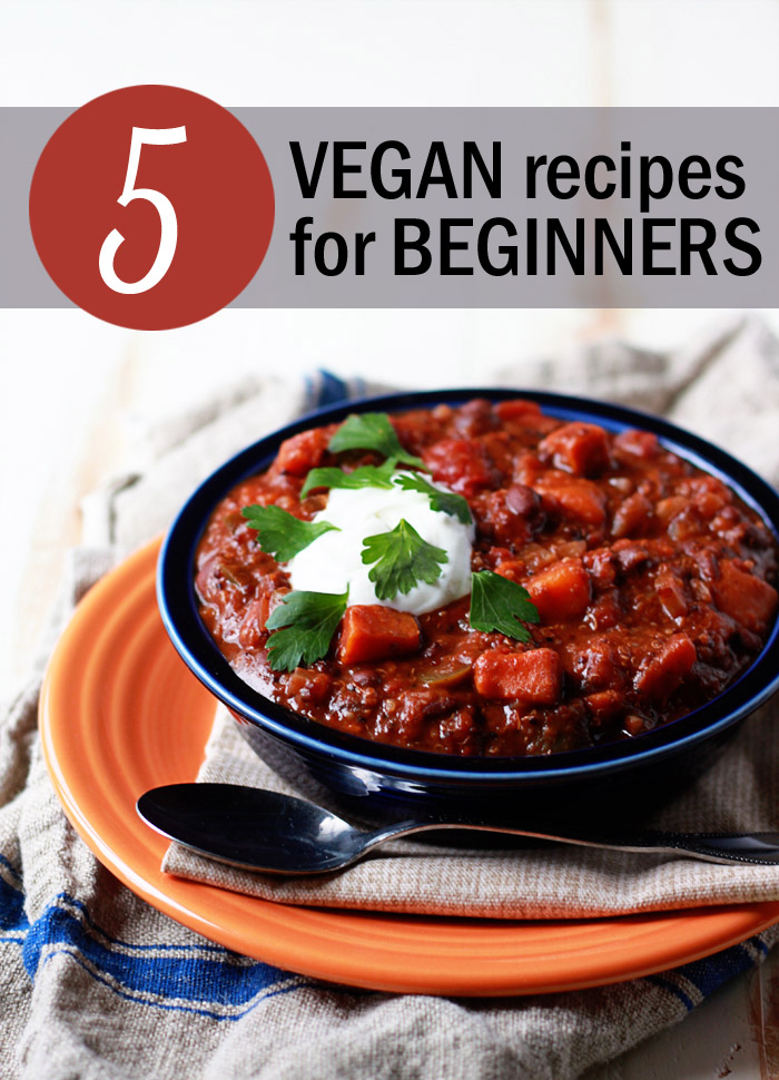 Easy Dinner Recipes Beginners