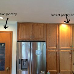 Kitchen Pantry Organization Ideas Electric How We Organized Our Small Treaty