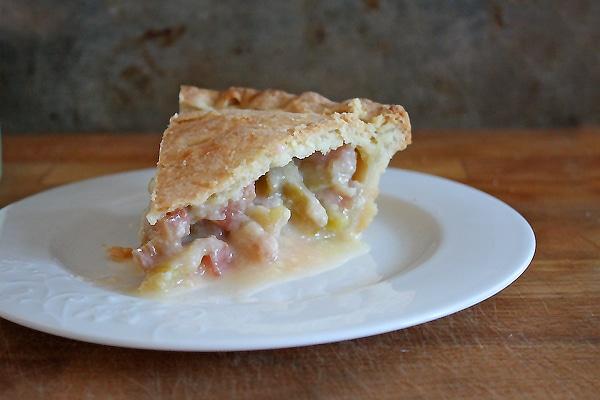rhubarb pie new